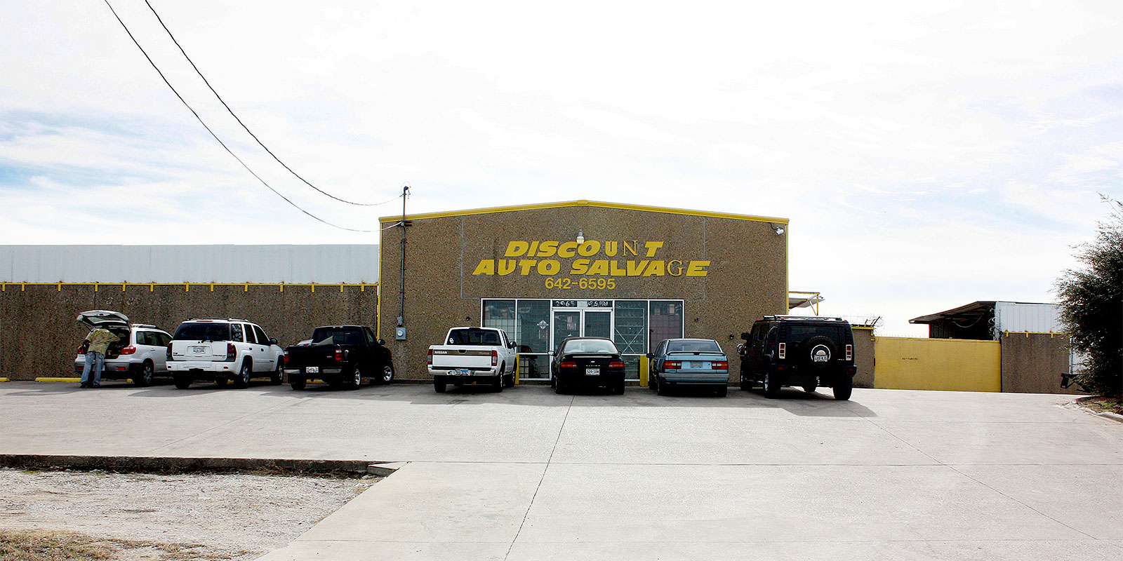 All Discount Auto Salvage Grand Prairie Tx