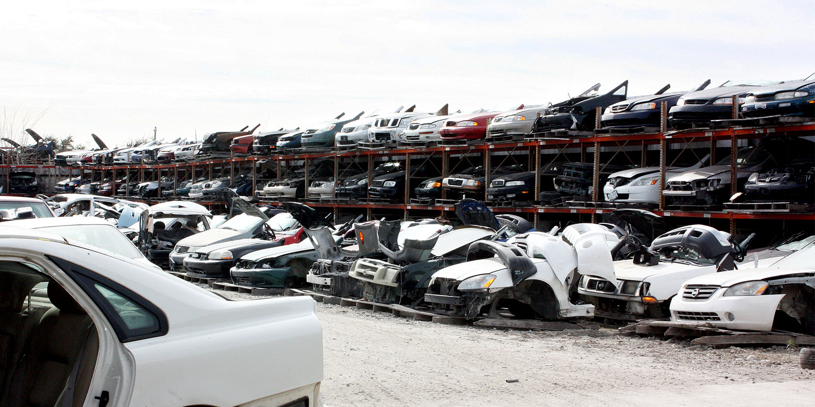 Junk Yards In Fort Worth Texas >> All Discount Auto Salvage Grand Prairie Tx